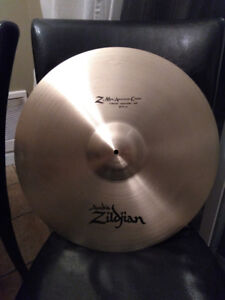 Cymbale Z Multi Application Zildjian 20 RARE ! Cymbal Drum NEUVE