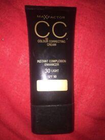 Maxfactor Colour Correcting Cream BRAND NEW