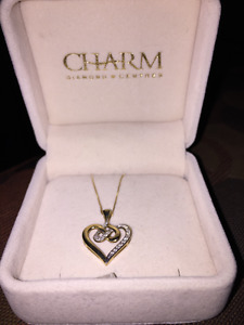 Beautiful 10kt Canadian Gold Necklace