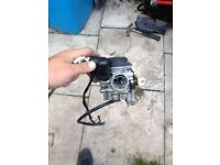 Moped carb 50cc-125cc