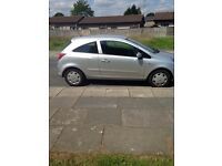 Vauxhall Corsa D - 2007 - 3 Door - Silver