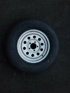 trailer tire brand new only $80