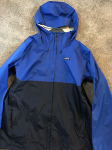 Patagonia Torrent Shell Bright Blue XL