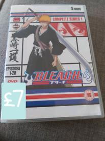 (Manga) Bleach Series 1 Dvd