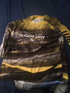 2 can-am jerseys.