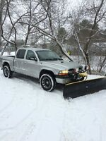 PICK UP DODGE DAKOTA AVEC PELLE