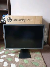 HP EliteDisplay E24i Monitor