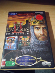 Age of Empires II Gold Edition PC (2002)
