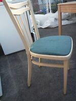 chaises bistro