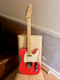 Custom Built Telecaster with Original Fender Neck