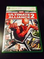 Xbox 360 Marvel Ultimate Alliance 2