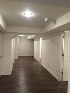 Nice two bedroom lower level apartment with seperated entrance
