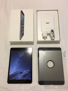 iPad Mini Wifi 16GB Sp Gray & Case