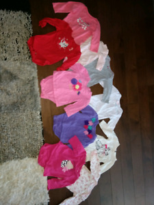 10 Six Month Onesies and Onesie Shirt Combinations - Great Condi