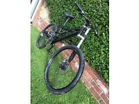 Cannondale prophet,lefty 140mm travel