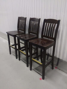 High Top Tables & Chairs