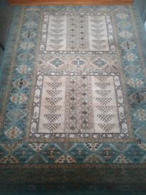 John Lewis Royal Keshan Handmade Carpets Prado Belgium Wool Rug