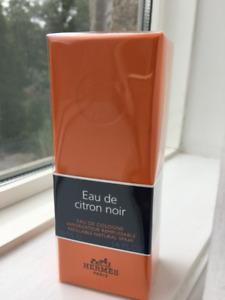 NIB Hermes Eau de Citron Noir 50 ml Eau de Cologne 1.6 oz