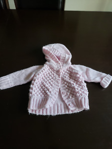 Baby Sweater 6-9 months