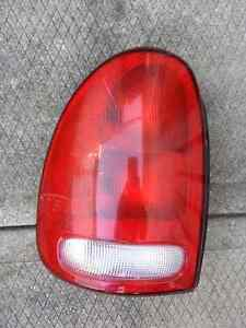 Dodge Caravan / Plymouth Voyager - Tail Light Lense