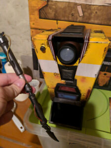 Borderlands the Handsome Collection Claptrap In A Box PS4