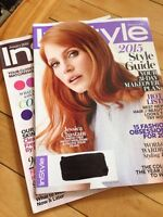 12 issues of In Style magazine