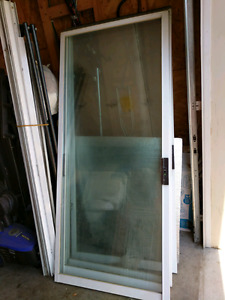4 sliding glass doors...patio doors 75 each or 250 for all 4
