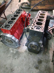 2 12v Cummins block's