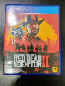 Red Dead Redemption 2 - Like New!