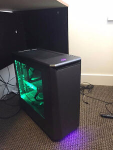 Gaming Computer setup Includes everything in picture