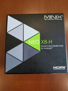 TV BOX MINIX NEO X8-H Media Hub 4K