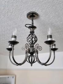 Elegant ceiling light