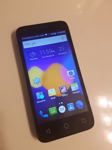 Android Cell Phone - works great and used only 4 months.