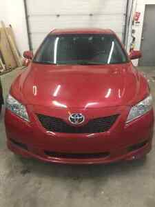 Reliable and winter ready Camry!