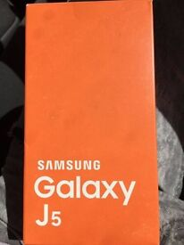 Samsung Galaxy J5 Brand New Sealed Boxed Factory Unlocked in all 3 Colours