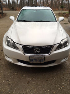 2009 Lexus IS IS250 D-package Sedan