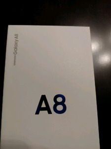 Samsung Galaxy A8-brand new in box with Armor case