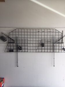 Pet barrier for vehicle