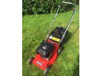 """Mower Rover self propelled 18"""" cut powerful 5hp lawnmower"""