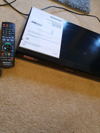 Panasonic HD recorder free view box as new