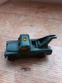 Corgi Juniors Land Rover Pick Up Truck Die Cast Toy Car