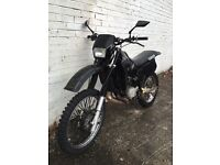 YAMAHA DTR 125 ROAD REG £950 QUICK SALE NEEDED