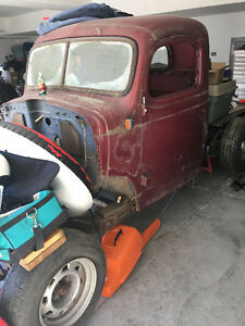 1946 dodge pickup project