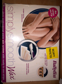 BABYLISS WAX HEATING SYSTEM - BRAND NEW