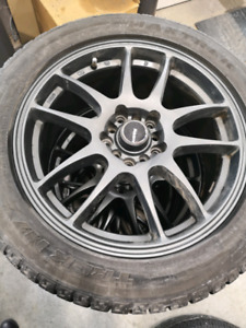 17x7 5x100 Great Deals On New Amp Used Car Tires Rims And