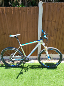 Cube Ltd Race Hardtail Mountain in Fantastic Condition!!