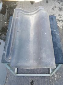 Tudor crossley roof tile