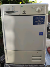 Indesit condenser tumble dryer