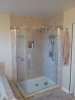 Building dream bathrooms, one at a time! End of Summer Special!