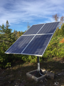 solar energy system complete